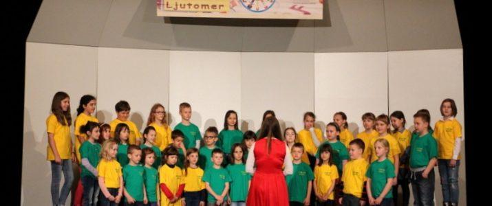 Festival otroških in mladinskih pevskih zborov