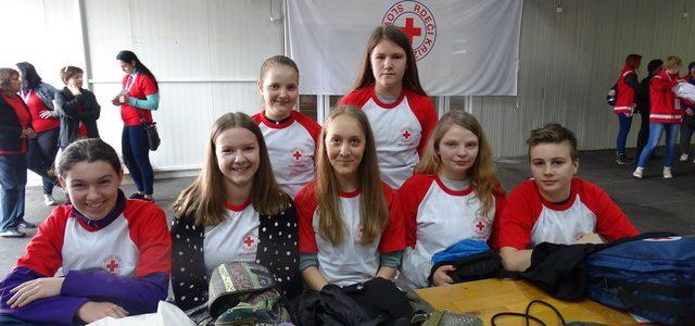 3. mesto na regijsko tekmovanje šolskih ekip prve pomoči