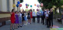 Generacija 2010-2019 z baloni poletela v svet