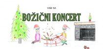 Božični koncert, 23. 12. 2019, ob 17.30