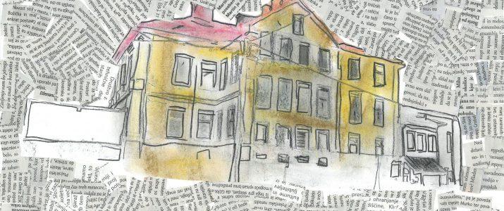 Zaključek likovnega natečaja ob 120-letnici šolske stavbe